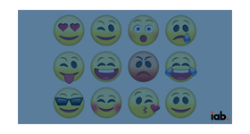 IAB emoji ad format for Revive adserver
