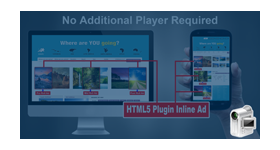 HTML5 Inline video creative plugin for Revive Adserver