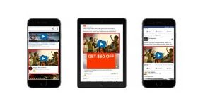 Native video ads for mobile