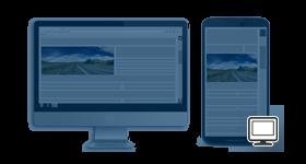 Parallax ad format plugin